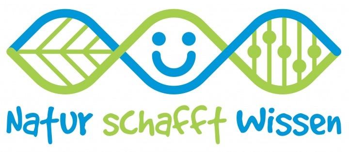 """Logo der Aktion """"Natur schafft Wissen"""""""