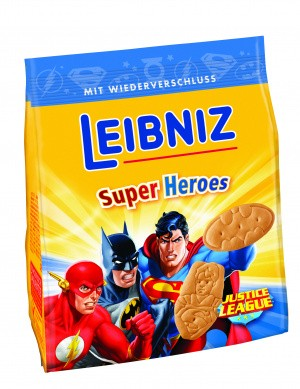 Leibniz Super Heroes: Boys