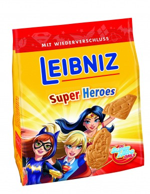 Leibniz Super Heroes: Girls
