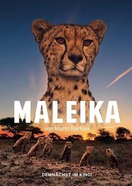 Maleika-Filmplakat