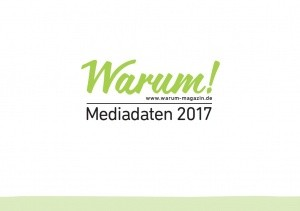 Mediadaten Warum! 2017