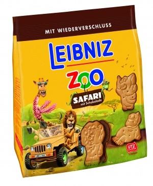Keks-Packung Zoo Safari von Leibniz