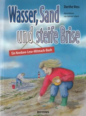 Buchcover: Wasser, Sand und steife Brise