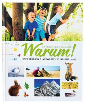 Warum!: Kinderfragen & Antworten rund ums Jahr - Buchcover