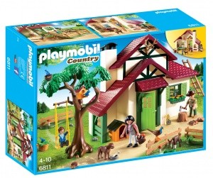 PLAYMOBIL Country 6811 Forsthaus