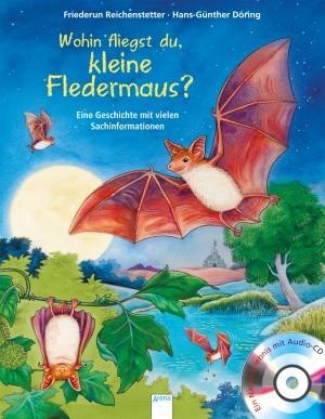 Buch-Cover Kleine Fledermaus