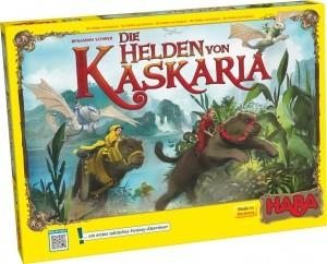 """Spiel """"Die Helden von Kaskaria"""" von HABA"""