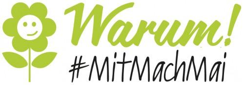 Logo für den MitMachMai