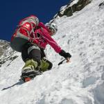 Gerlinde Kaltenbrunner besteigt den Himalaya