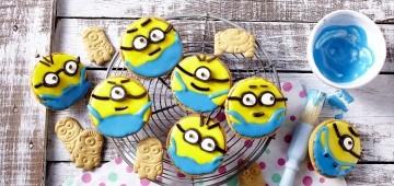 "Minions Amerikaner und Leibniz-Kekse ""Gru, Minions & Family"""