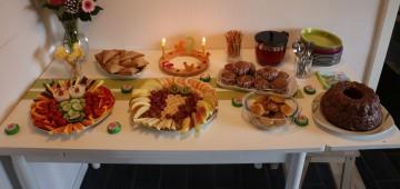 Kinder-Geburtstagsbuffet