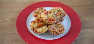 Mini-Omelettes