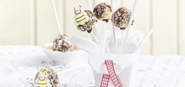Marmeladen-Cake Pops