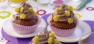 Schoko-Honig-Muffins