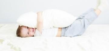 Das Kind will noch nicht schlafen