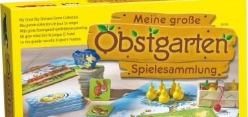 """""""Meine große Obstgarten""""-Spielesammlung von HABA"""